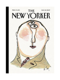 The New Yorker Cover - November 12, 2007 Giclee Print by William Steig