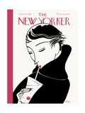 The New Yorker Cover - April 17, 1926 Premium Giclee Print by Clayton Knight