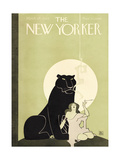 The New Yorker Cover - March 28, 1925 Premium Giclee Print by Ray Rohn