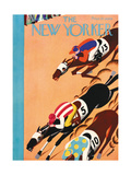 The New Yorker Cover - August 8, 1931 Premium Giclee Print by Theodore G. Haupt