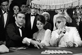 James Bond, jeu de poker Affiche