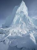 Iceberg, Arctic Photographic Print by Flip Nicklin/Minden Pictures