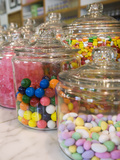 Jars of Candy at Belly General Store, Atlanta, Georgia Photographic Print by Krista Rossow