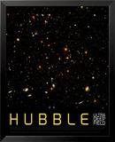 Hubble Ultra Deep Field Kunstdrucke