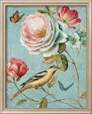 Spring Romance II Poster von Lisa Audit