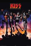 Kiss Destroyer Posters