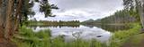 Hyper-Resolution View of Sprague Lake Photographic Print by Sam Kittner