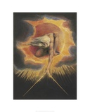 The Ancient of Days, from the series Europe: A Prophecy, 1794 Lámina giclée por William Blake