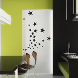 Stars-Black Wall Decal