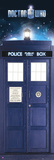 Doctor Who-Tardis Affiches
