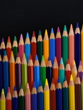Colored Pencils Photographic Print by Cody Wood