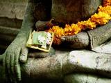 Statue, Bali, Indonesia Photographic Print by Angelo Cavalli
