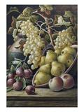 Autumn Delights Lámina giclée por Henry Livens