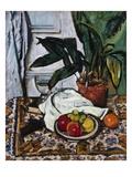 Aspidistra Giclee Print by George Leslie Hunter
