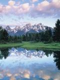 Grand Teton National Park, Wyoming, USA Fotografisk trykk av Christopher Talbot Frank