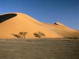 Sand Dunes Photographic Print by Winfired Wisniewski