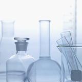 Chemistry Equipment Fotografisk tryk