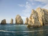 Rock Formations at Cabo San Lucas Reproduction photographique par Stuart Westmorland