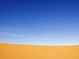 Sand and Sky Fotografisk tryk af Patrik Giardino
