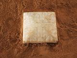 Home Base Fotografie-Druck von Randy Faris