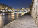 Pont Neuf Seen From Quai des Orfevres Photographic Print by Peet Simard