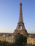 Eiffel Tower Photographic Print by José Fuste Raga