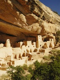 Cliff Palace in Mesa Verde National Park Reproduction photographique par Nik Wheeler