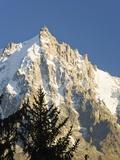 Aiguilles de Mont Blanc Photographic Print by Frank Lukasseck