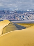 Sand Dunes in Death Valley Fotografisk trykk av Rudy Sulgan