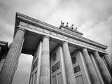 Brandenburg Gate Photographic Print by Murat Taner