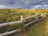 Cavendish Beach - Prince Edward Island National Park - Prince Edward Island, Canada. Stampa fotografica di Darwin Wiggett