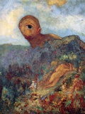 The Cyclops Photographic Print by Odilon Redon