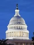 U.S. Capitol dome Photographic Print by Raimund Koch