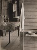 Part of the Kitchen Reproduction photographique par Walker Evans