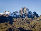 Snow on Mount Kenya Photographic Print by Joseph Sohm