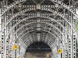 Harlem Trestle Fotografisk trykk av Rudy Sulgan