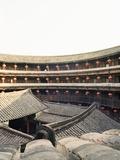 Asia, China, Fujian, Nanjing County, Shuyang Town, Hsiaban Village Photographic Print by Andrew Rowat
