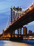 Pont de Manhattan Reproduction photographique par Rudy Sulgan