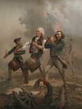 Yankee Doodle 1776 Photographic Print by A. M. Willard