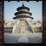 Temple of Heaven Photographic Print by Martin Puddy