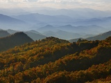 Great Smoky Mountains National Park Photographic Print by Charles Krebs
