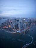 South Ferry, Manhattan Reproduction photographique par Cameron Davidson