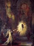 Apparition Photographic Print by Gustave Moreau