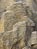 Pancake Rocks on South Island Reproduction photographique par Michele Westmorland