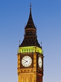 Big Ben Reproduction photographique par Rudy Sulgan