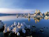 South Tufa on Mono Lake Photographic Print by José Fuste Raga