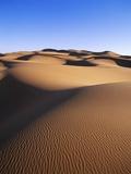 Wüste Sahara Fotografie-Druck von José Fuste Raga