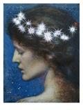 Star of Heaven ジクレープリント : エドワード・ロバート・ヒューズ