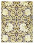 Pimpernel, tapetdesign Giclée-tryk af William Morris