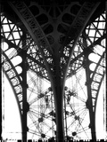 Leg of Eiffel Tower Photographic Print by Beth A. Keiser